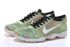 NikeZoomFitAgilityFlyknit气垫跑鞋