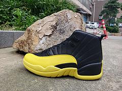AIRJORDAN12乔丹12代大黄蜂男鞋4047