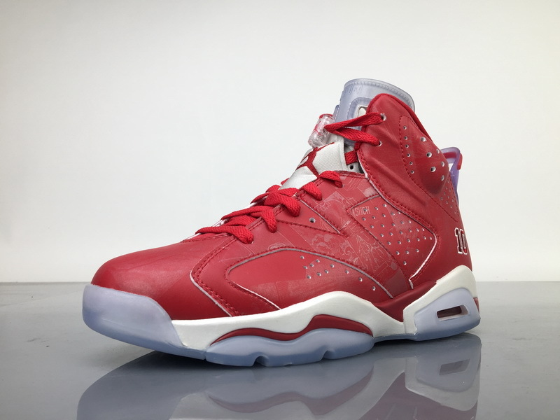 "size 40 34413 42944 40-47.5AJ6樱木花道真标Air Jordan 6 Retro""Slam Dunk"" 717302 ..."