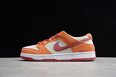 NikeSBDunkLowPro耐克SB经典休闲低帮板鞋棕红男女鞋BQ68172023644
