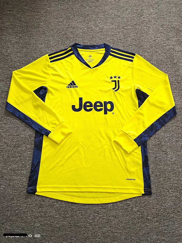 Download Juventus Away Kit 20/21 Long Sleeve
