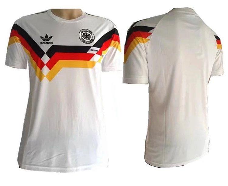 Germany 198891 adidas Originals Retro Jerseys FOOTBALL