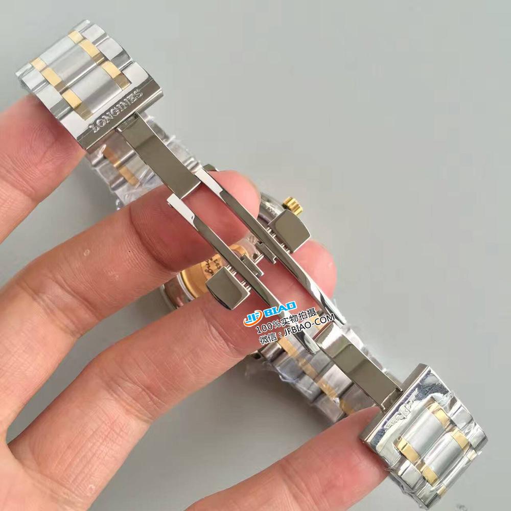 浪琴 名匠系列L2.518.5.66.2 JF厂 JF厂浪琴名匠  JF厂官网  JF厂手表  制表传统