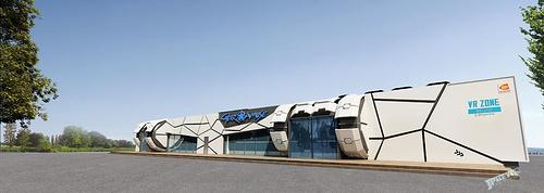VR ZONE BEIJING正式官宣,今年秋天去北京驾驶初号机!