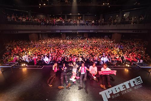 決定舉辦 TRUE 5th Anniversary Live Sound! vol.2 ~FAN SELECTION~! 最速先行受付開始!