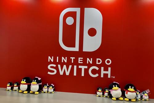 《健身环大冒险》打头阵,腾讯领着Nintendo Switch出展进博会!