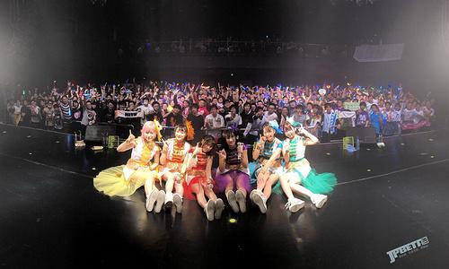 大家都是朋友!大家都是偶像! 声优偶像i☆Ris首次海外公演大成功