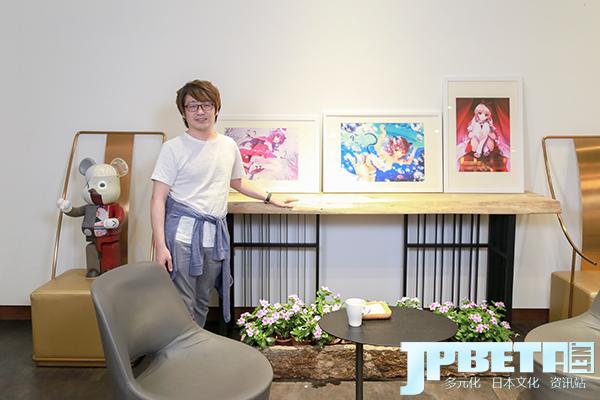 專訪深崎暮人:在我的畫作里沒有路人女主角