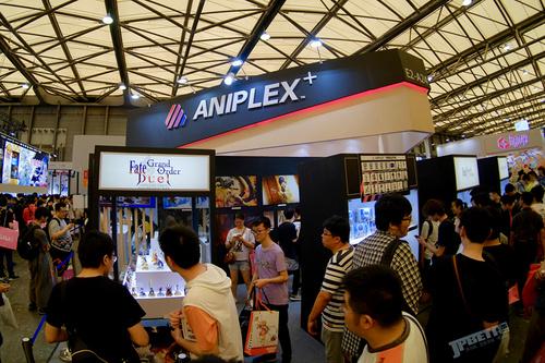 """真正的One Sony,ANIPLEX在WF2019上海""""安利""""微单?!"""