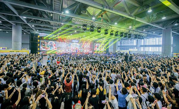 夏日大狂欢!广州第24届酷狗蘑菇×萤火虫动漫音乐嘉年华旋风来袭!