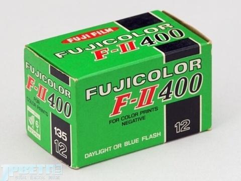 "留给未来的技术,富士胶片ISO400胶卷""FUJICOLOR F-II 400""被登录为未来技术遗产"