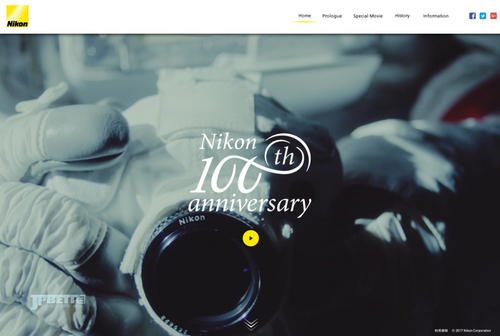 不要小看漫展上的尼克爾鏡頭!尼康迎來100周年紀念