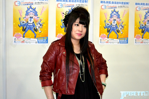 飞散于香港的千本樱,铃华优子 SPECIAL LIVE in C3HK2017