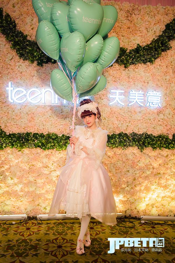 专访 |「日本Lolita协会」会长青木美沙子 我与「Lolita」