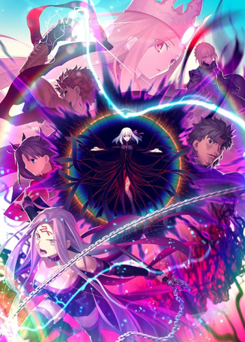 今年夏天有樱花,《剧场版「Fate/stay night [Heaven's Feel]」III.spring song》暂定8月15日上映