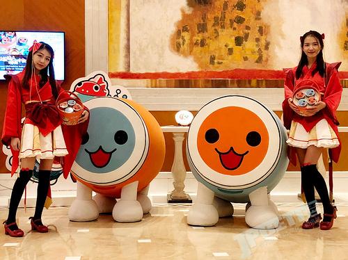 Full Combo中秋快樂!萬代南夢宮面向中國市場推出《太鼓達人》限量版月餅