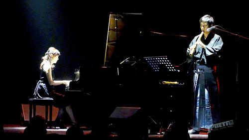 木住野佳子 with 藤原道山,钢琴&尺八超越想象的爵士之夜