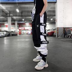 专柜同款上市本季主打货源充足放心主推高端品质即转即卖品牌彪马款号3332彪马长裤面料仿记忆加光复合颜色黑色白色尺码M2XL