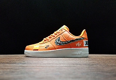905345800JustdoitNikeAirForce1Low只管去做