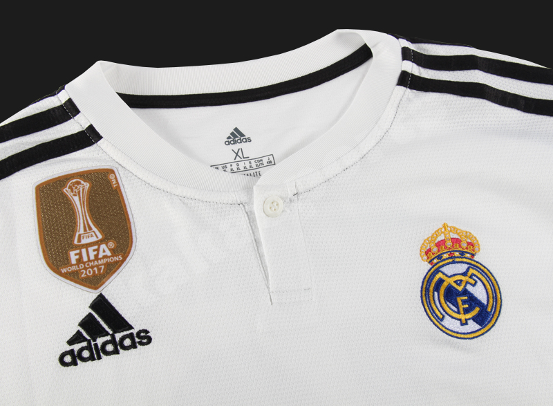 d9ccf16af7e Real Madrid Home 2018-19 CASEMIRO 14  Real Madrid 2018-19 Home 14 ...