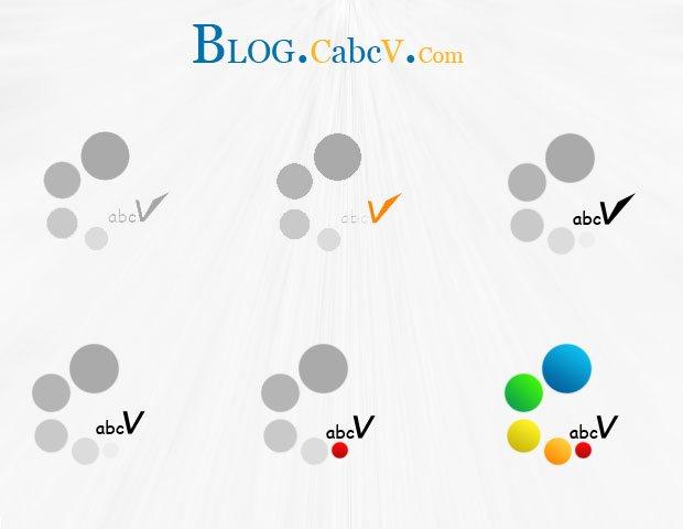 Cabcv.com域名的logo