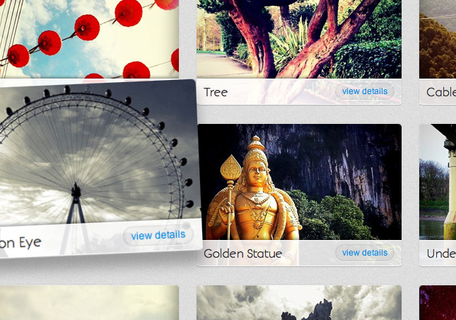 Create a CSS3 Image Gallery with a 3D Lightbox Animation