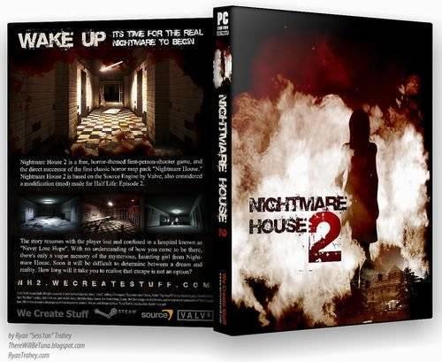 驚心動魄的恐怖之旅:《惡夢之屋2》簡體中文硬盤版下載 | 愛軟客