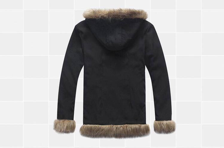 Orihara Izaya Vogue Black Coat Jacket Cosplay Free shipping Anime DuRaRaRa!