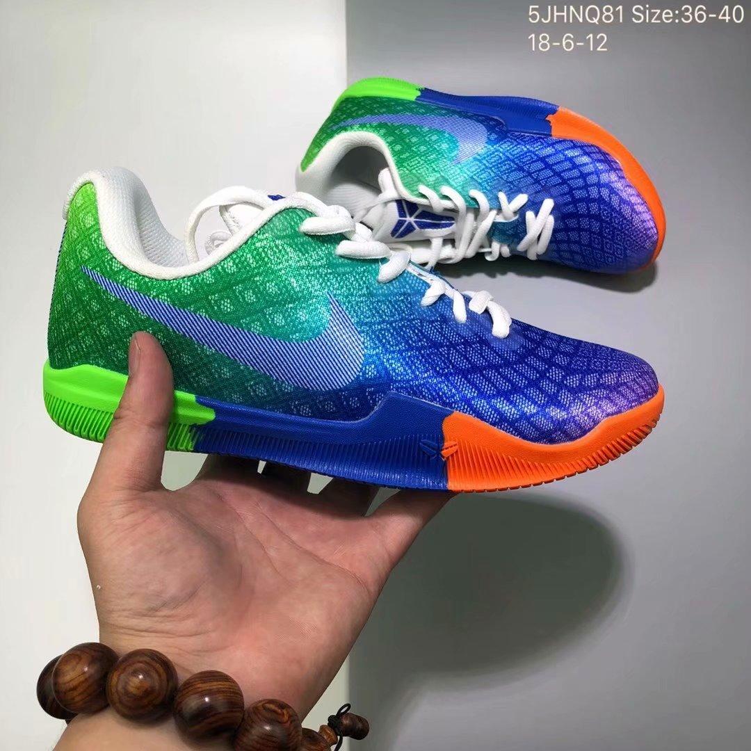 d5071d8743c8  - Ike Kobe Mentality 3 mamba spirit 3 generation war boots! 5 jhnq81 Size   36 -- 40