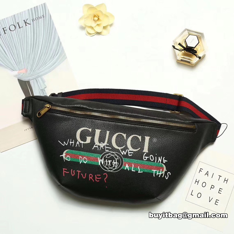 bce0deff280 Best high quality cheap discount Gucci Coco Capitán logo belt bag ...