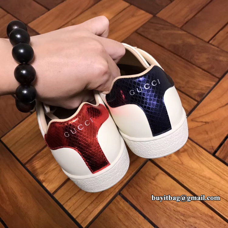 0e958c2f362 best quality cheap discount Gucci men  39 s Ace low top sneaker with flames