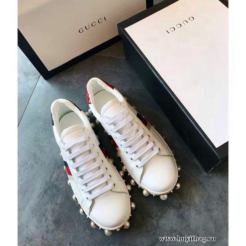 a984f92be23 IMG 9930 IMG 9929 IMG 9928 IMG 9933. Reviews. Write Your Own Review. You re  reviewing  Gucci women Ace studded low top sneaker ...