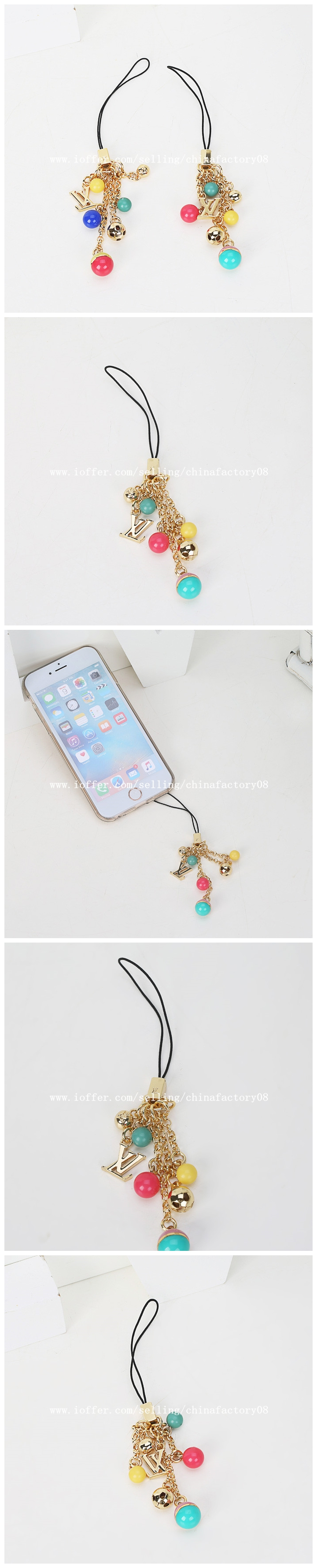 M62228-2 CELL PHONE ORNAMENTS DROP ACCESSORIES CHARM for sale
