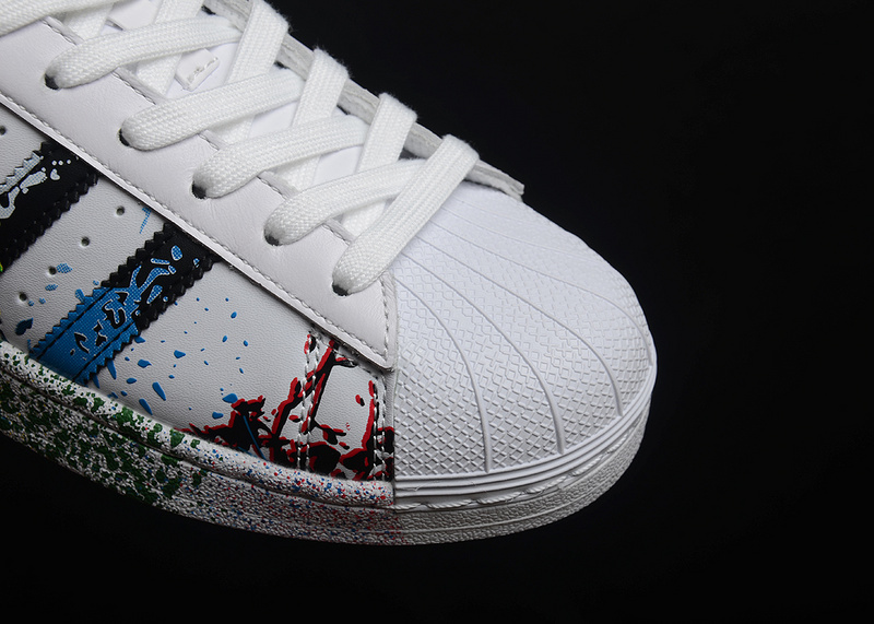 Top Quality Adidas Superstar Pride Size 36-45 For Womens Mens D70351 ... 24f54f975906