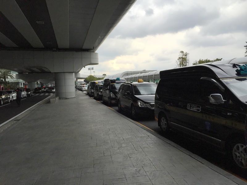 济州国际机场的出租车