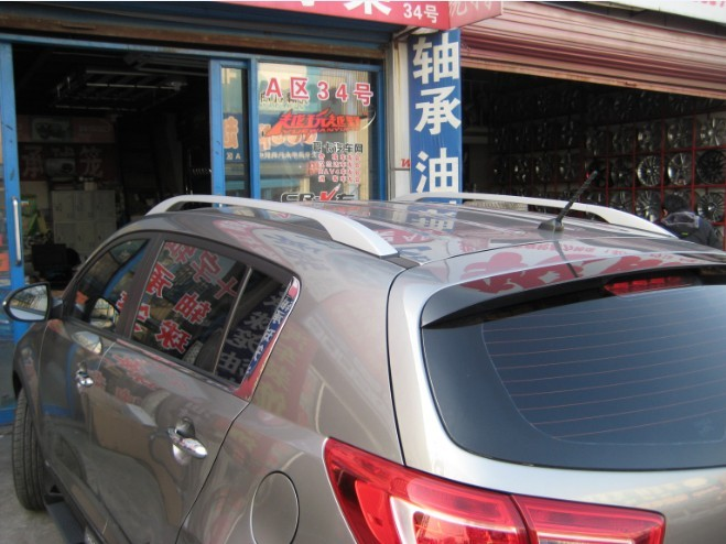 Find Roof Rack Side Rails Bars New For Kia Sportage 2010
