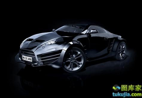 汽车 轿车 跑车 超跑 豪车 汽车结构 汽车设计 JPG02
