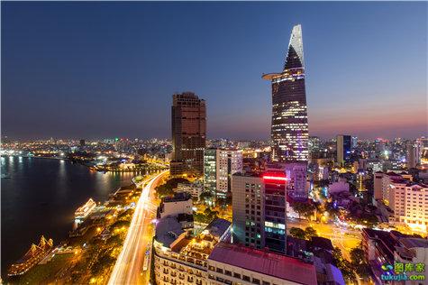 出国旅游 外国旅游 外国城市 城市夜景 外国景色 都市风光 城市风景 JPG747