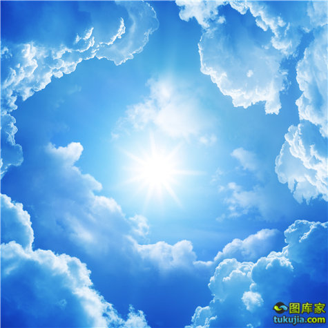 天空 蓝天 白云 天气晴朗 天空景色 天空美景 sky 云彩 JPG756
