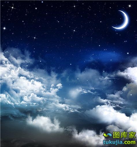 夜晚 月夜 满月 月亮 月夜风景 夜晚风景 圆月 夜晚天空 月亮景色 JPG840