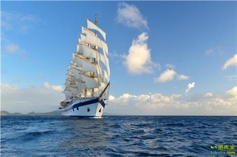 帆船 航海 古代帆船 中世纪帆船 帆船图片 帆船素材 JPG1084