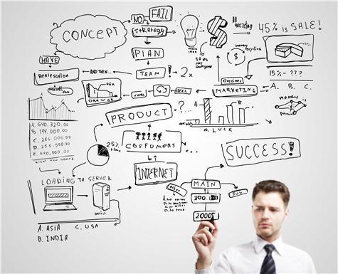 金融素材 财经素材 商务金融 金融素材 商业广告 手绘插画 财经素材 商务创意 JPG1168