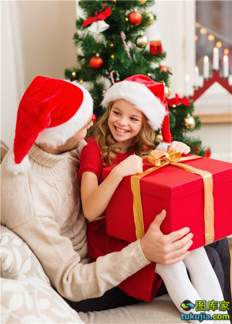 家庭圣诞节 (4)