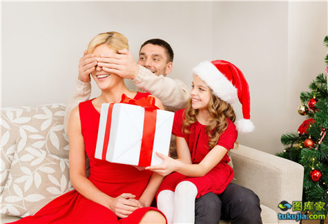 家庭圣诞节 (17)