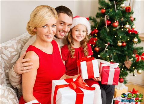 家庭圣诞节 (15)