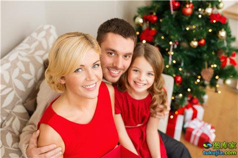 家庭圣诞节 (19)
