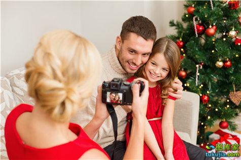 家庭圣诞节 (25)