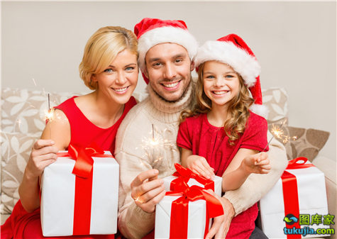 家庭圣诞节 (22)
