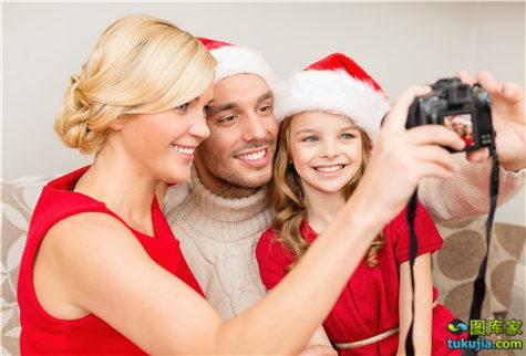 家庭圣诞节 (24)