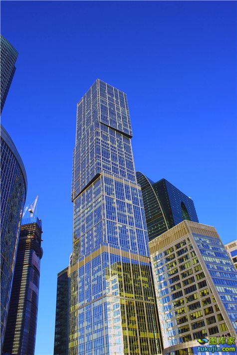 城市建筑 高楼大厦 外国建筑 摩天大楼 地标建筑 写字楼 办公楼 商务楼 高层建筑 JPG1225